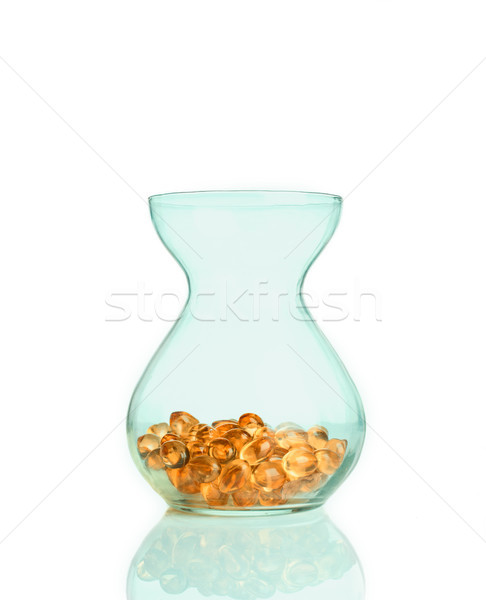 Fish oil. Stock photo © gitusik