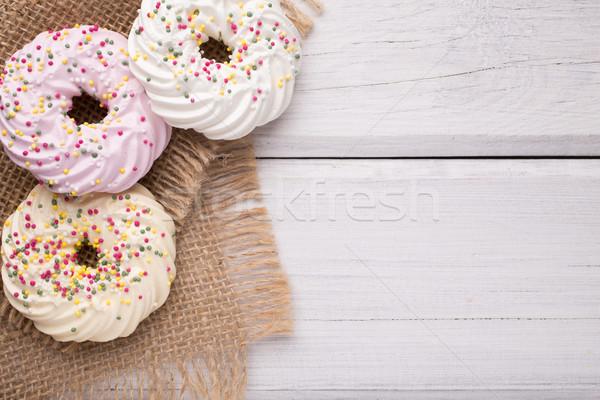 Cookie. Stock photo © gitusik