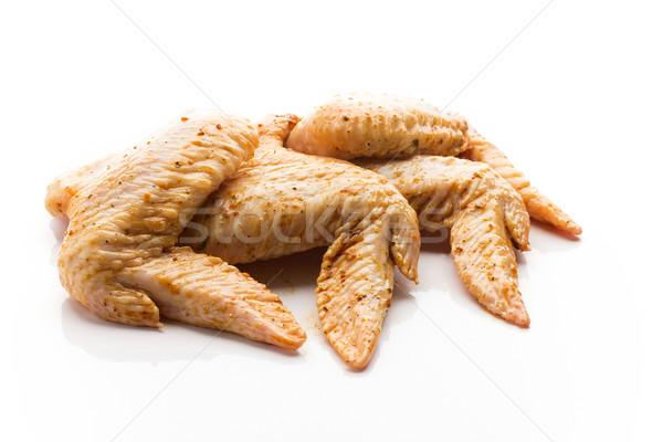 Chicken wings. Stock photo © gitusik