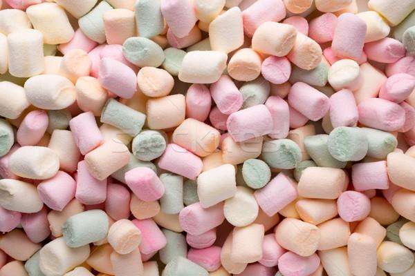 Malvavisco pequeño dulces grasa Foto stock © gitusik
