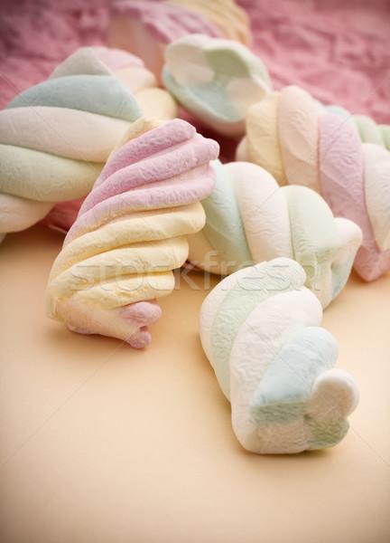 Marshmallow. Stock photo © gitusik