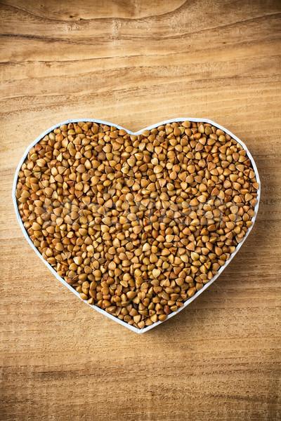Buckwheat. Stock photo © gitusik