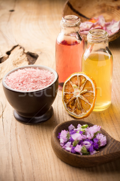 Aromatherapy. Stock photo © gitusik