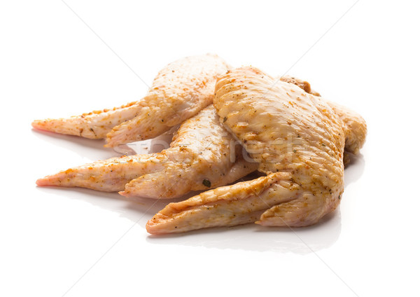 Chicken wings. Stock photo © gitusik