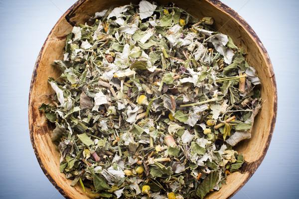 Tea, alternative medicine. Stock photo © gitusik