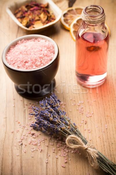 Aromatherapy. Stock photo © gitusik