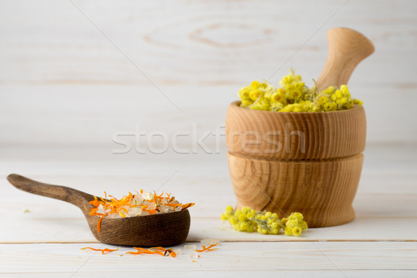Homeopathic medicine. Stock photo © gitusik