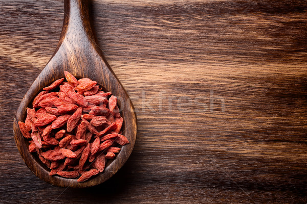 Goji berry. Stock photo © gitusik