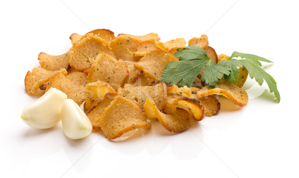 Bread crisps. Stock photo © gitusik