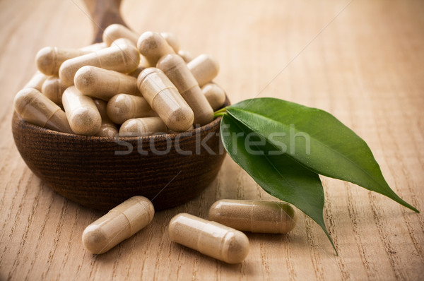 Alternative Medicine. Stock photo © gitusik