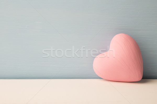 Heart. Stock photo © gitusik