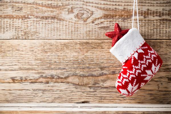 weihnachten dekor hintergrund holz holz. Black Bedroom Furniture Sets. Home Design Ideas