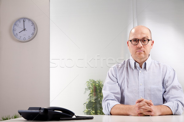 sorry, what did you say? Stock photo © Giulio_Fornasar