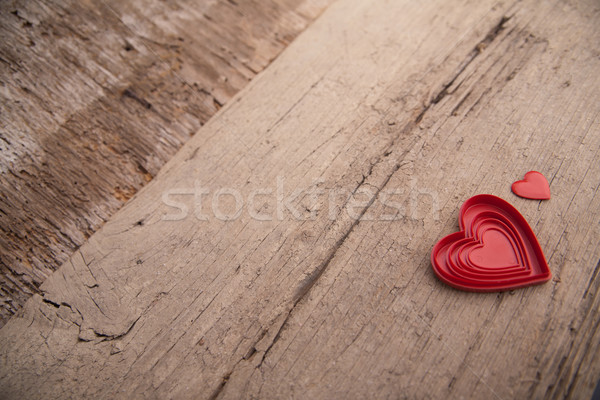 keep on searching for a heart of gold Stock photo © Giulio_Fornasar