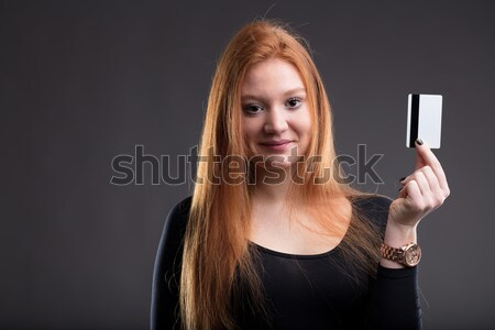 find out whose is this credit card Stock photo © Giulio_Fornasar
