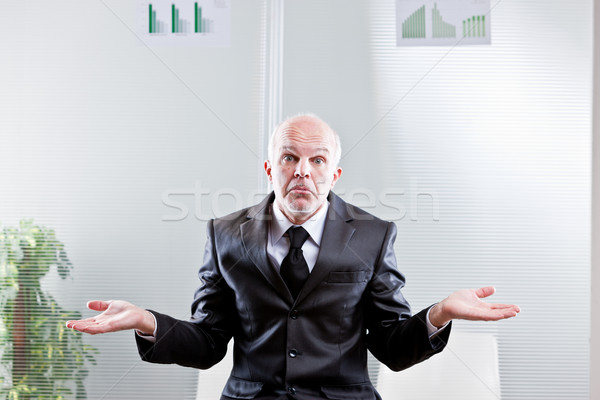my hands are empty what can I do? Stock photo © Giulio_Fornasar
