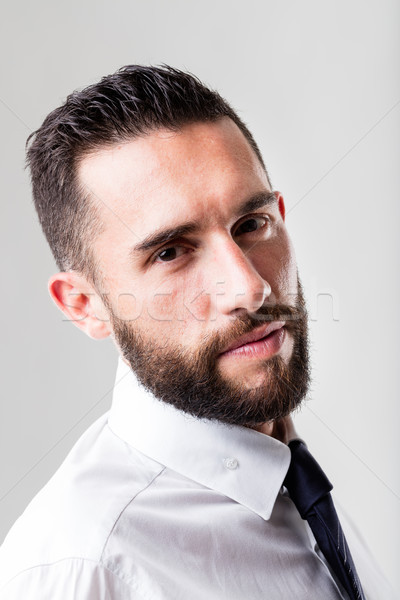 portrait of a cool business man Stock photo © Giulio_Fornasar