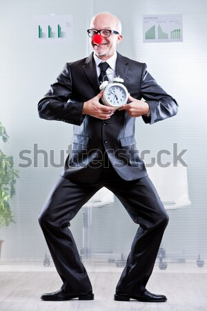 business superhero love and hate Stock photo © Giulio_Fornasar
