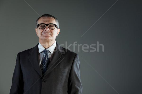 бизнеса исполнительного менеджера очки Сток-фото © Giulio_Fornasar