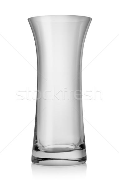 Empty goblet Stock photo © Givaga