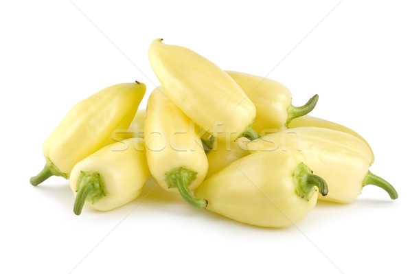 Mellow yellow pepper Stock photo © Givaga