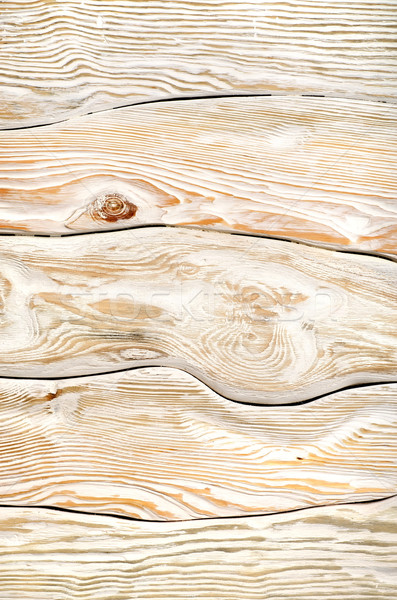 Old white wooden boards Stock photo © Givaga