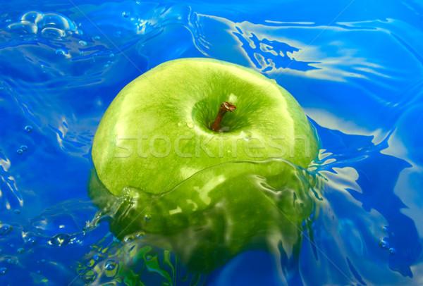 Apple water Stock photo © Givaga