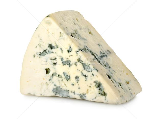 ブルーチーズ 孤立した 白 食品 青 白地 ストックフォト © Givaga
