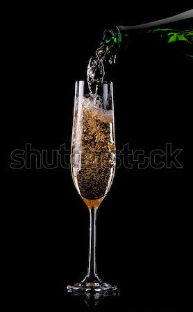Celebratory champagne Stock photo © Givaga