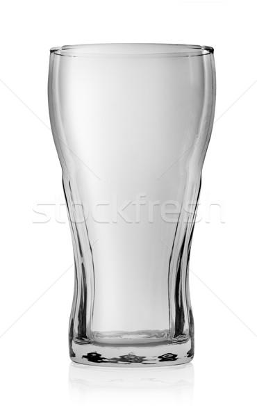 Glass for cola Stock photo © Givaga