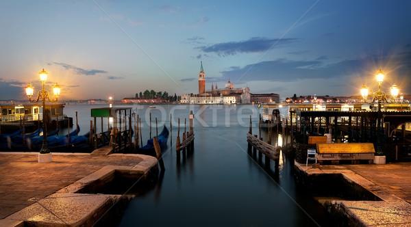 San Giorgio Maggiore Stock photo © Givaga