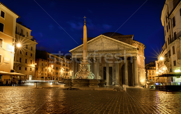 Stock photo: Pantheon in Italy