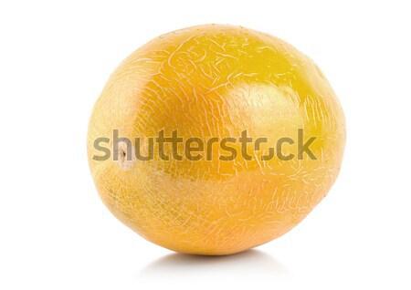 Ripe melon isolated Stock photo © Givaga