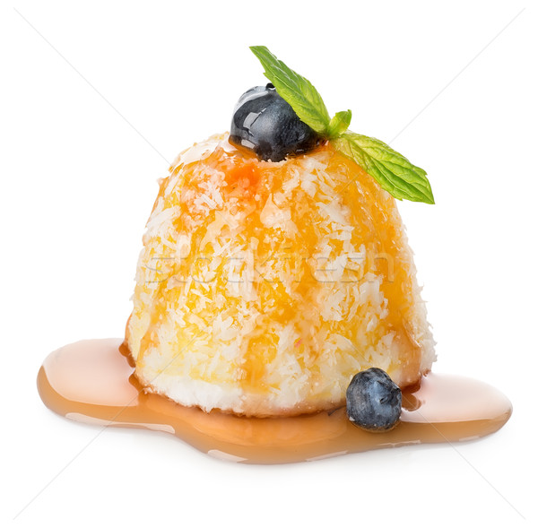 Marmalade cake Stock photo © Givaga