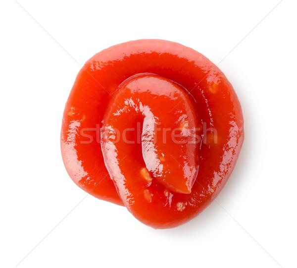 кетчуп томатный соус изолированный белый Сток-фото © Givaga