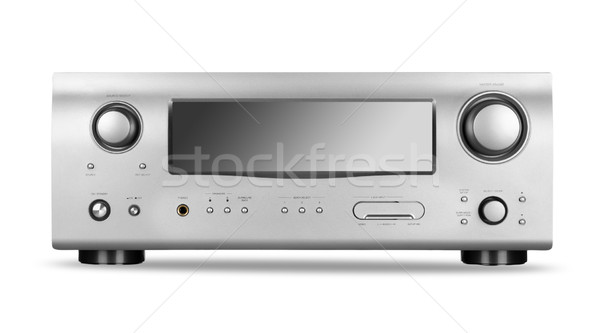 AV receiver Stock photo © Givaga