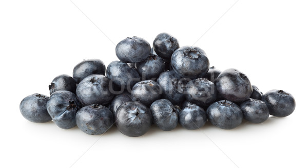 Handful of blueberries Stock photo © Givaga