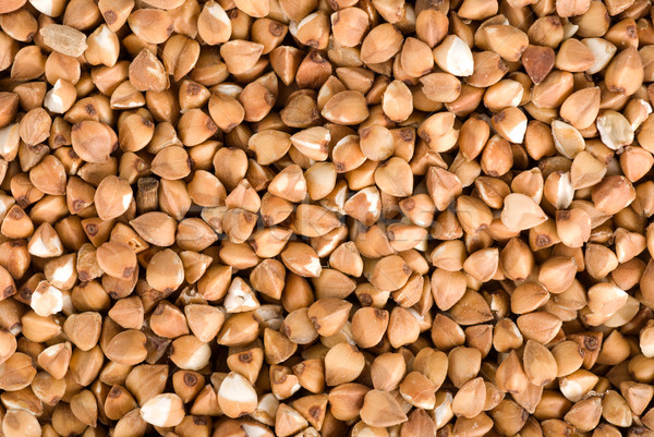 Buckwheat background Stock photo © Givaga