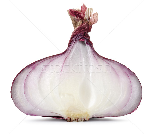 Sliced Red onion Stock photo © Givaga