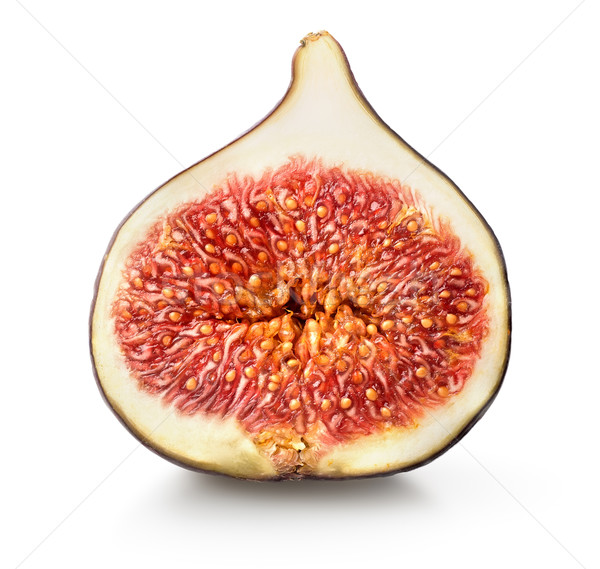 Sliced figs Stock photo © Givaga