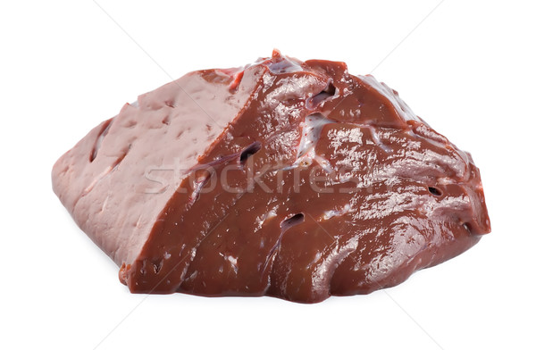 Beef liver Stock photo © Givaga