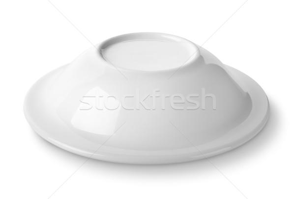 Plate upside down Stock photo © Givaga