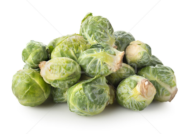 Fresh brussel sprouts Stock photo © Givaga