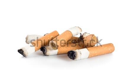 Cigarettes Stock photo © Givaga
