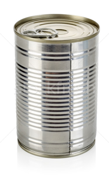 Canned food for animals Stock photo © Givaga
