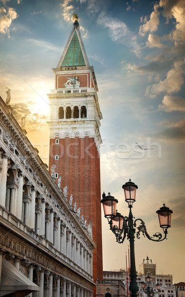 Piazza San Marco Stock photo © Givaga