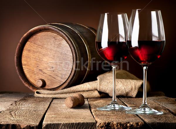 Beautiful wine Stock photo © Givaga