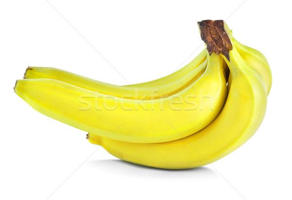 Bunch of yellow bananas Stock photo © Givaga