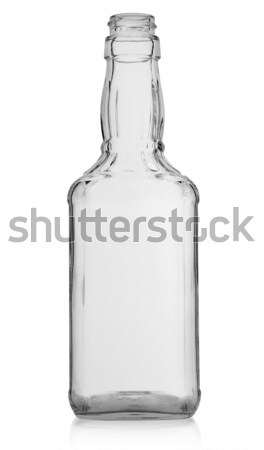 Whiskey bottle isolated Stock photo © Givaga