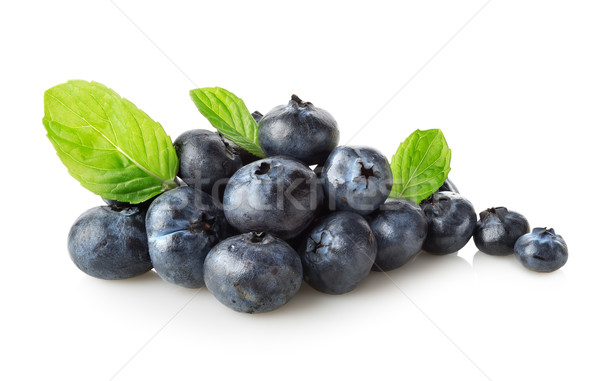 Useful blueberries Stock photo © Givaga